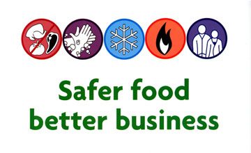 Safer Food Better Business Logo